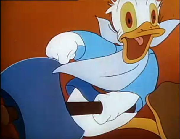Donald Axe Murder